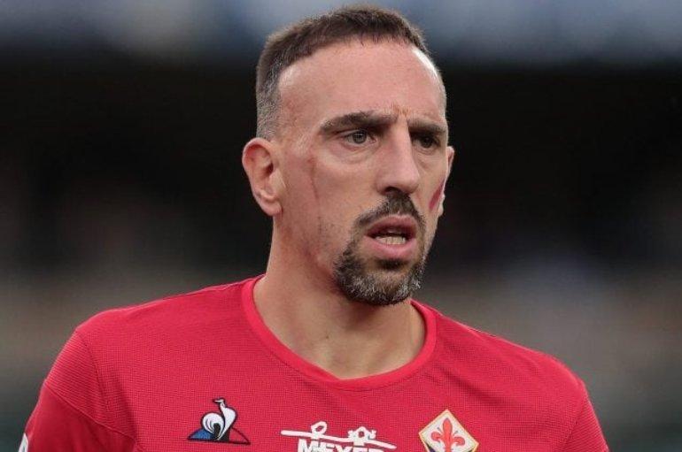 Cầu thủ Frank Ribery