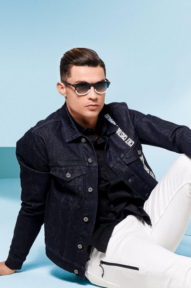 Kiểu tóc Undercut của Cristiano Ronaldo