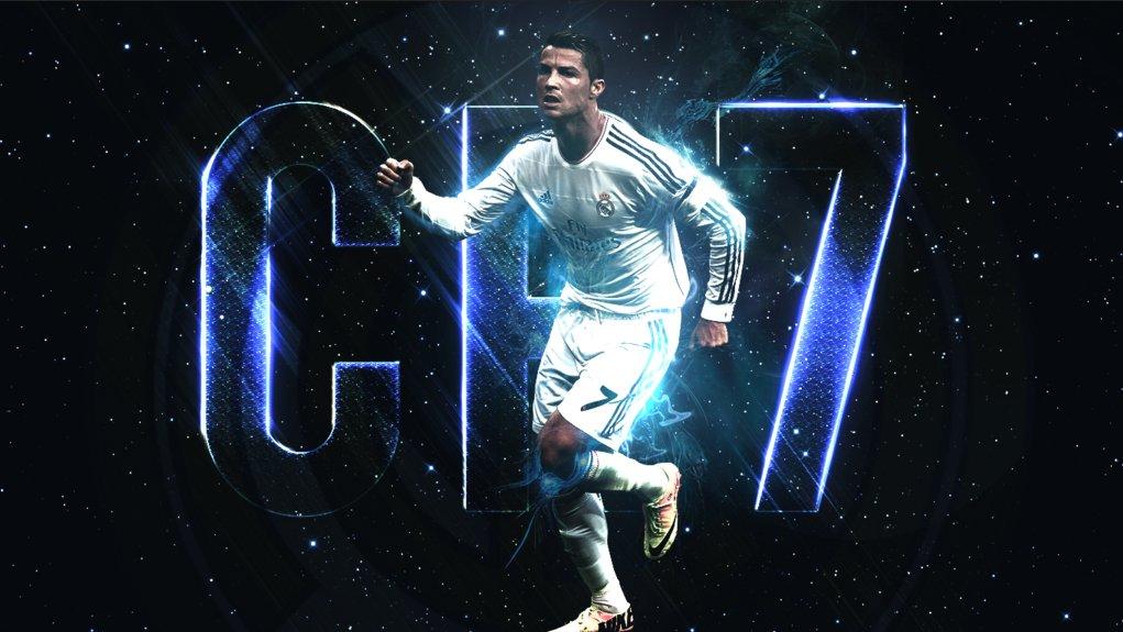 Tiền đạo cắm Cristiano Ronaldo
