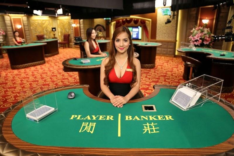Những nhà cái casino online luôn đầu tư mạnh về mảng giao diện